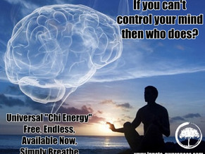 I ask you the question WHO IS IN CONTROL OF YOUR MIND?