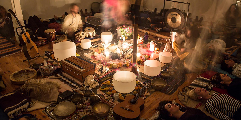 Sacred Tea Ceremony Sound Journey