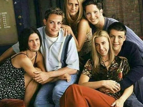 """What The Tv Show Friends Would Look Like In 2017 """"Soy Boy Epidemic"""""""