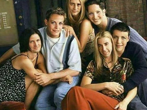 "What The Tv Show Friends Would Look Like In 2017 ""Soy Boy Epidemic"""