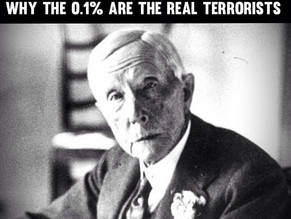 All Or Nothing Why The 0.000000001% Are The Real Terrorists