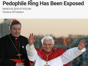 Another Huge Vatica Linked Pedophile Ring Has Been Exposed
