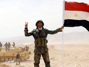 Syrian troops capture ISIS stronghold Al-Mayadeen amid major offensive