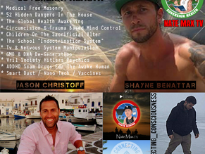 "A Gathering Of Momentum 16 Jason Christoff & Shayne Benattar ""Sovereign Health"""