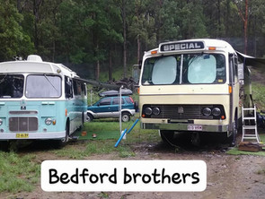 3 Years Off-Grid Living In a 1960 Bedford
