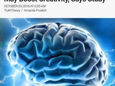 "Micro-Dosing ""Magic Mushrooms"" May Boost Creativity, Says Study"
