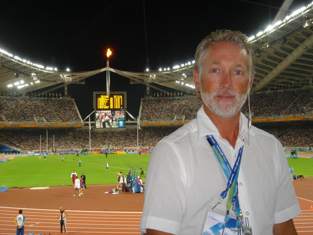 Athens Stadium 2004