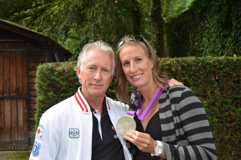 Janine Hansen, Silver Medal