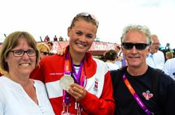 Danish Silver Medalist