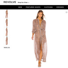 Cali Dreaming Button Front Shirt Dress available on REVOLVE.COM