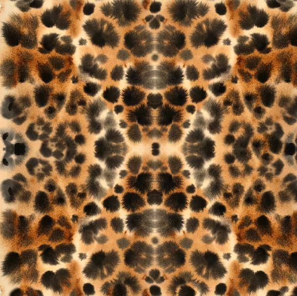 Cheetah Print in photoshop