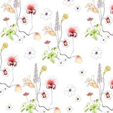 CALi DREAMiNG Secret Garden Print
