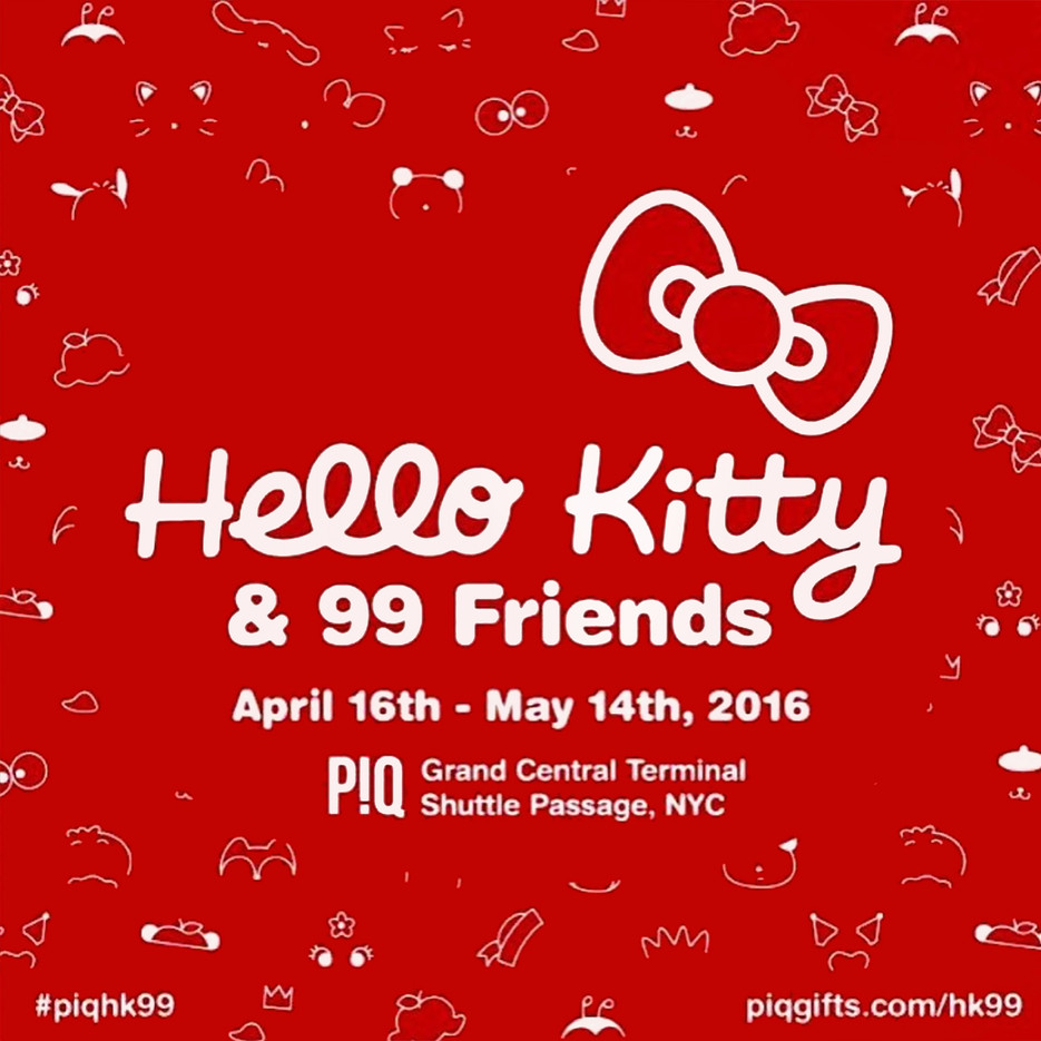 Hello Kitty & 99 Friends