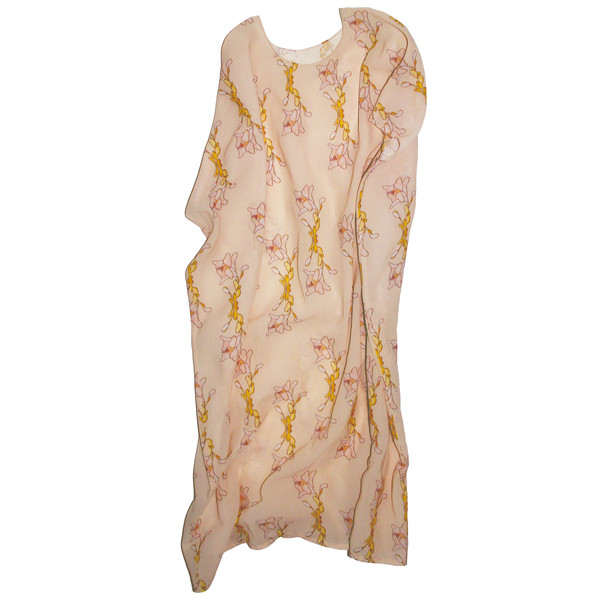 CALi DREAMiNG Overdress in Lily Bee Print