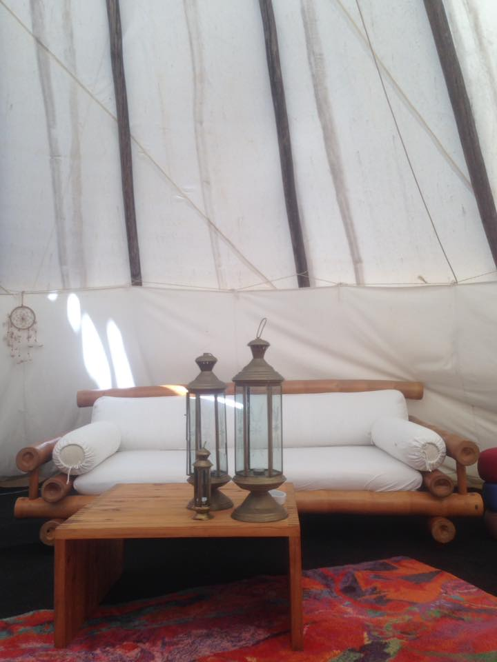 tipi space