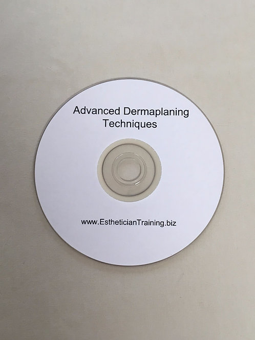 Video demonstrations of advanced dermaplaning techniques
