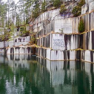Juniper Rock Quarry Pond