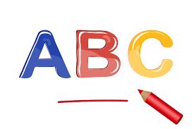 L'alfabeto (English, Español, русский)