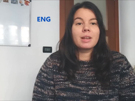 Positive things in my 2020 (in 5 languages)