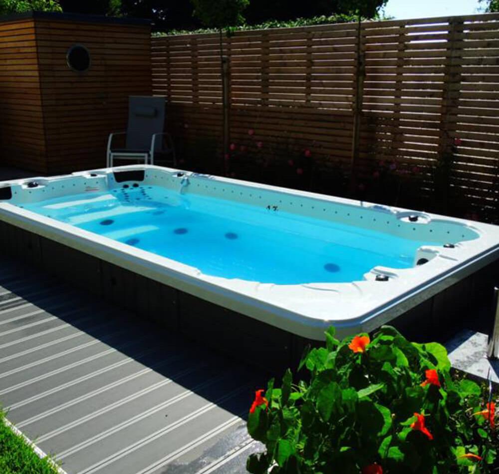Joyspa 5000, Swim Spa, Schwimmspa, Fripool