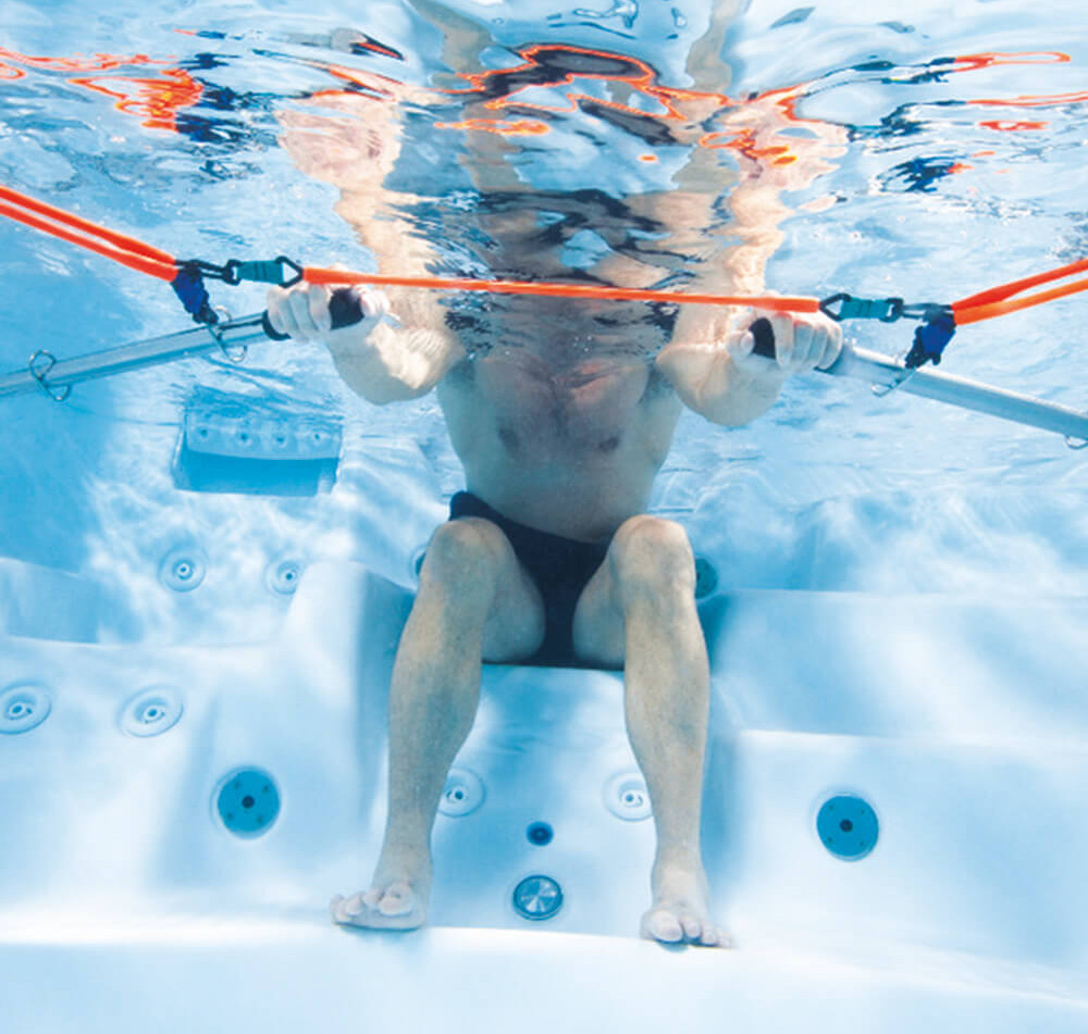 Sportspa 5000, Swim Spa, Schwimmspa, Fripool
