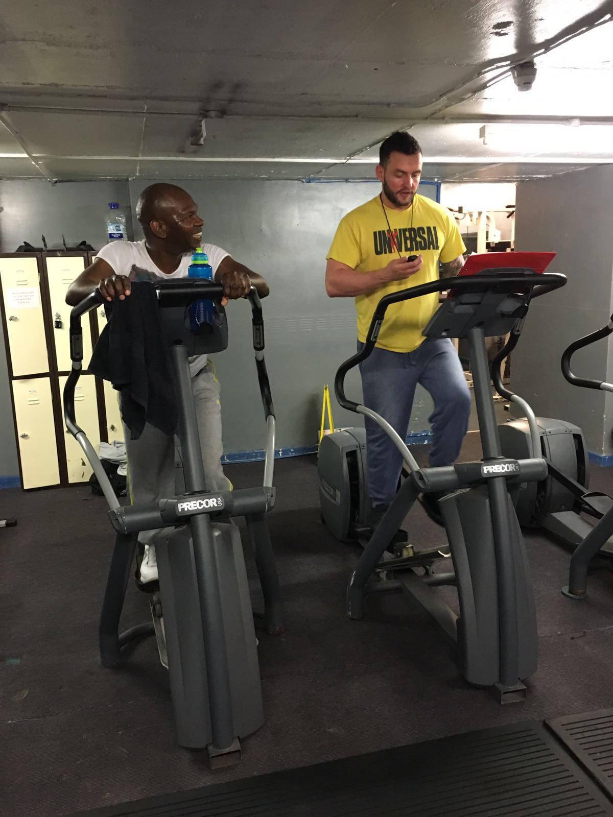 1:1 Gym session