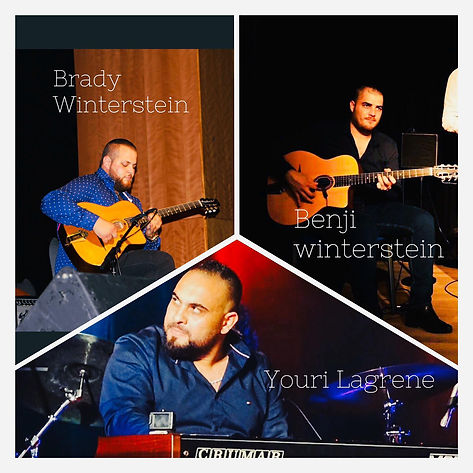 Brady WINTERSTEIN & Youri LAGRENE [Trio]