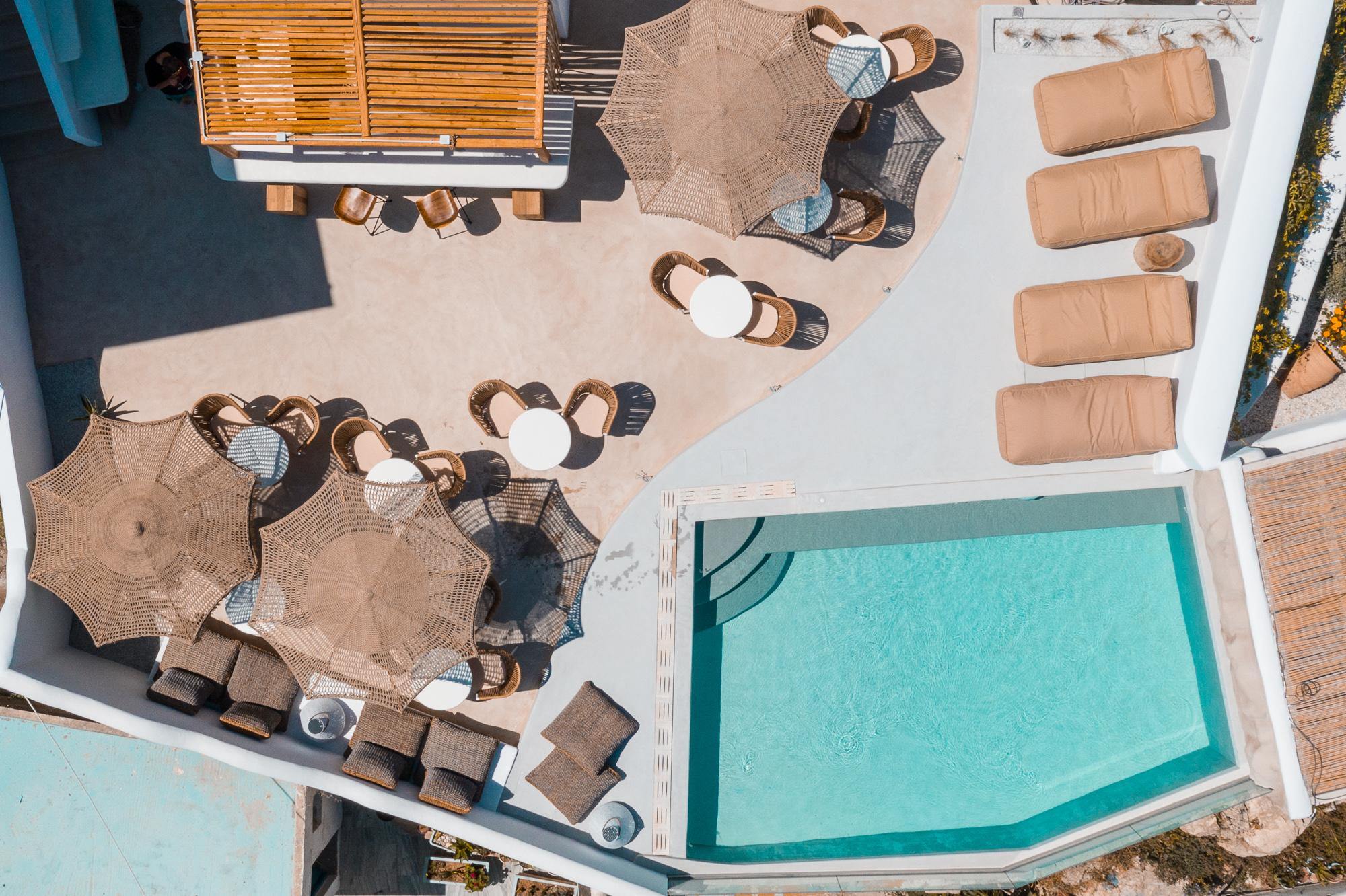 Bohemian Luxury Boutique Hotel, Paros