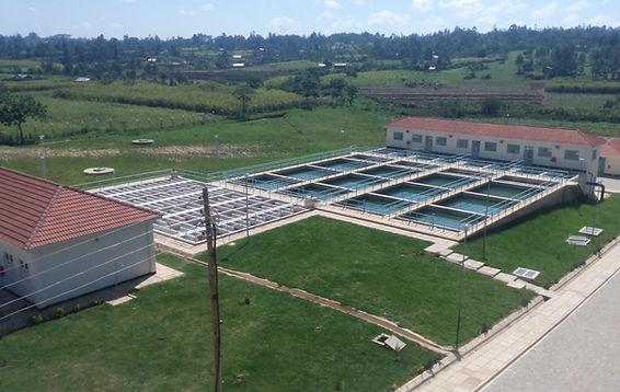 Mumias Water Supply