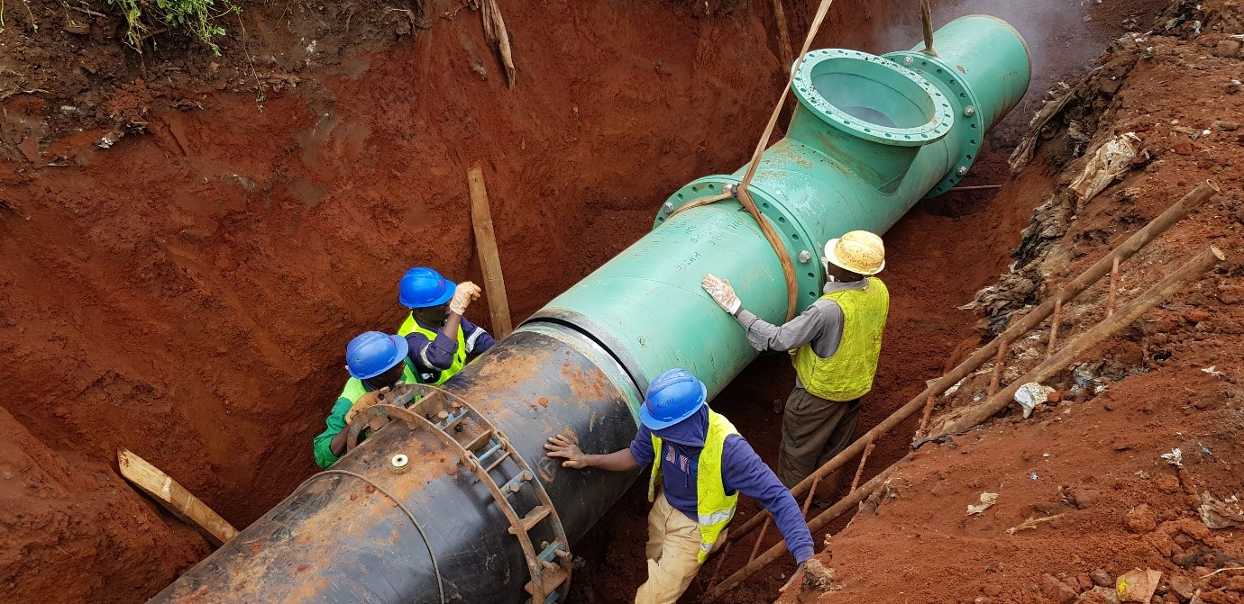8. Pipeline Installation Works, NCT Proj