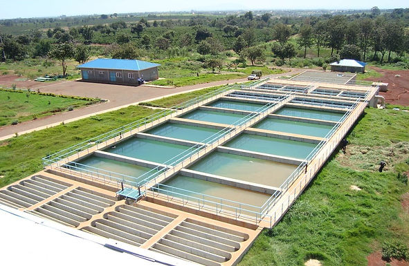 Ruiru & Juja Water Supply Works