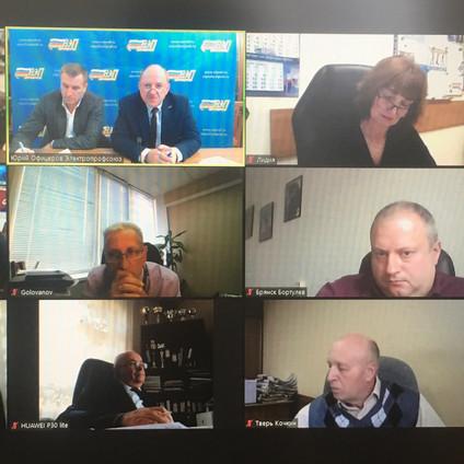 Совещание с председателями первичных профсоюзных организаций АО «Трансмашхолдинг»