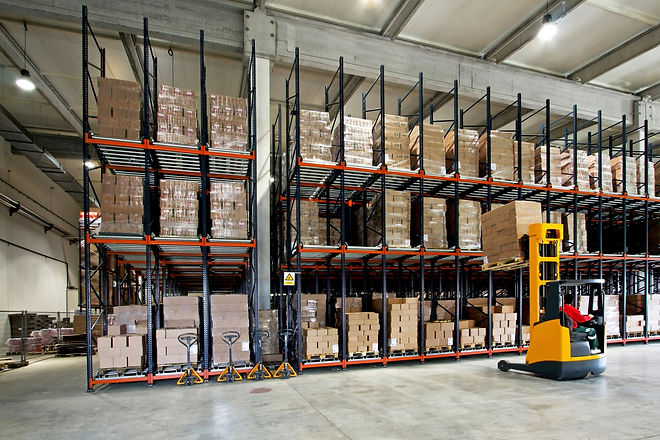 Over £10 Million in savings over 10 years for Singapore distribution centre.