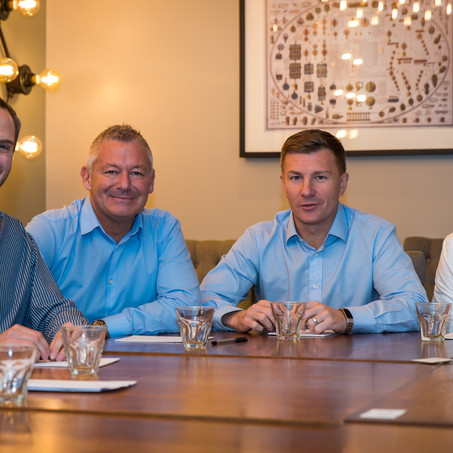 New Team Join Develop Consulting