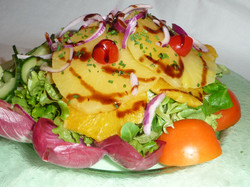 Nos salades garnies
