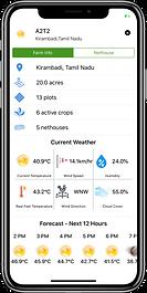 GroTron Farm Weather