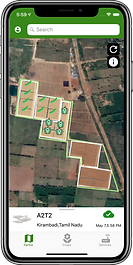 GroTron Farm Geo Fencing