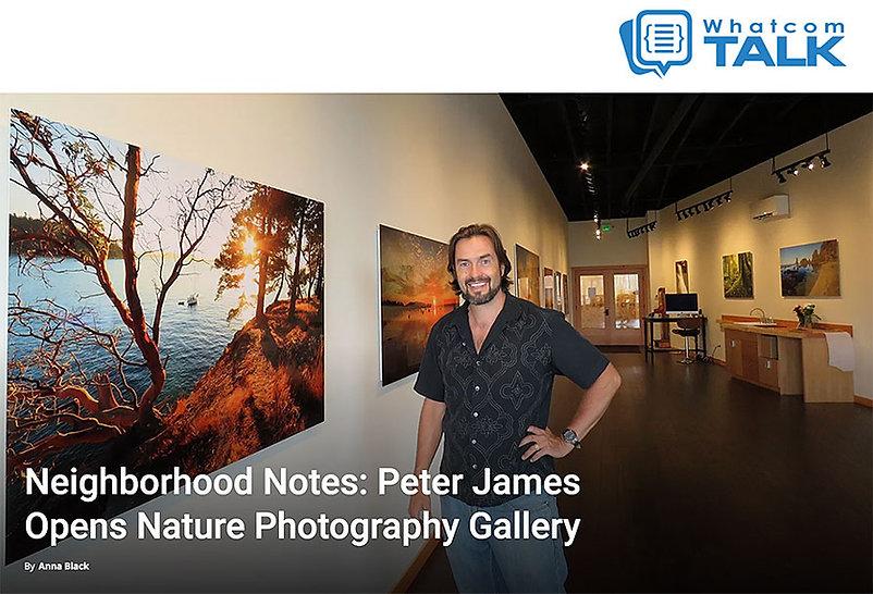 Northwest Landscape Photographer Interview