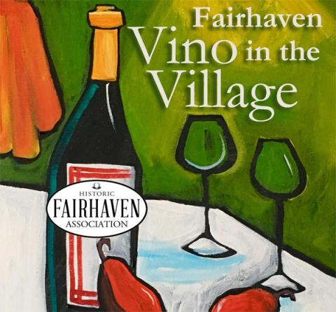 Fairhaven Vino on the Village at the Peter James Photography Gallery
