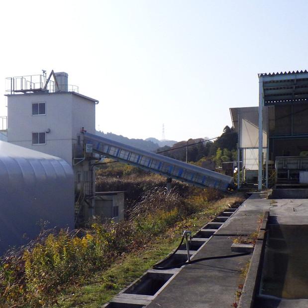残土処理リサイクル設備 ①