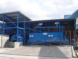 生コン排水処理設備