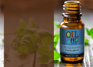 Oil Up essential oil of the month