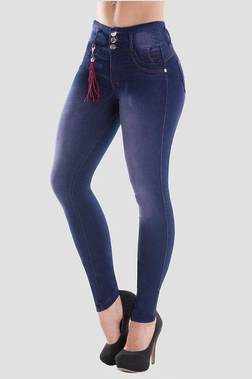 Women Skinny shape enhancing jeans by BonBon Up