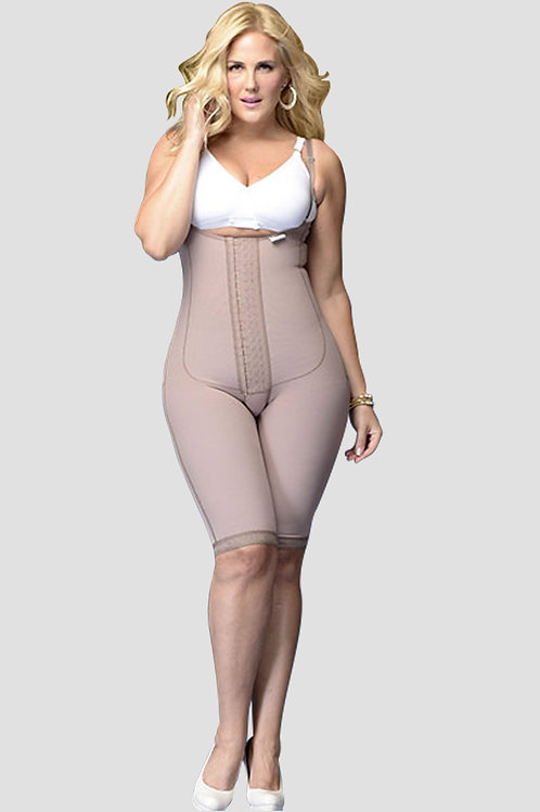 Short Bust-Free girdle with Buttocks Enhancement