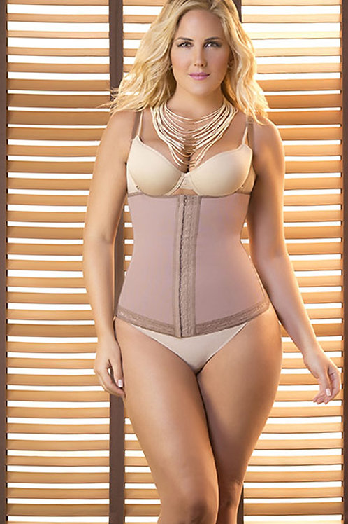 Strapless Abdominal Girdle with Hook