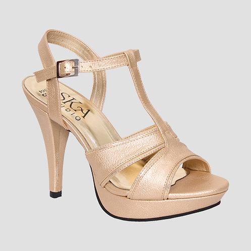 Ska Studio Shoes - Rose Gold