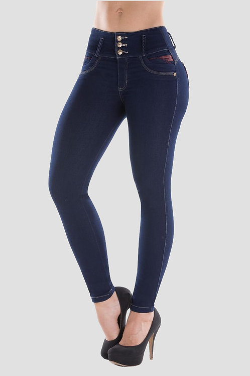 Women Skinny shape enhancing jeans by BonBon Up
