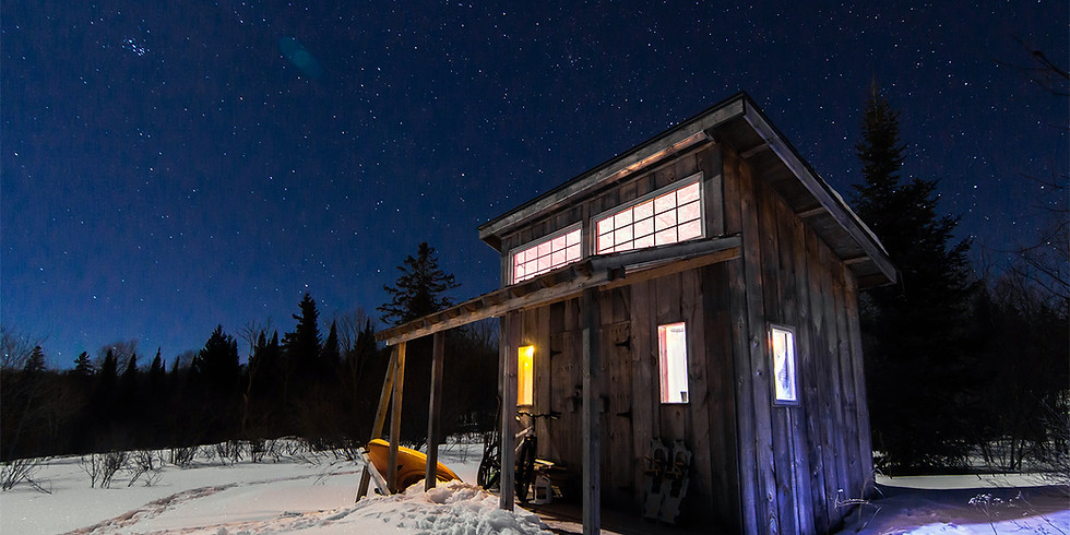 Tiny Homes, Cozy Cabins and Small Spaces