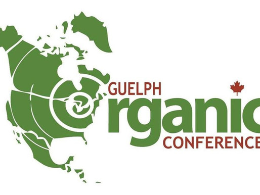 3 Ways the Guelph Organic Conference Changed My Life