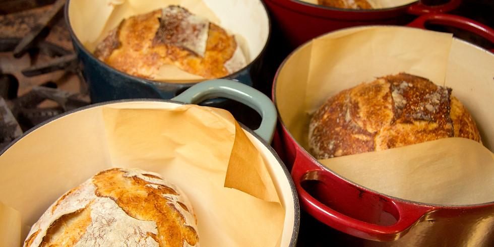 Sourdough Bread Baking - SOLD OUT